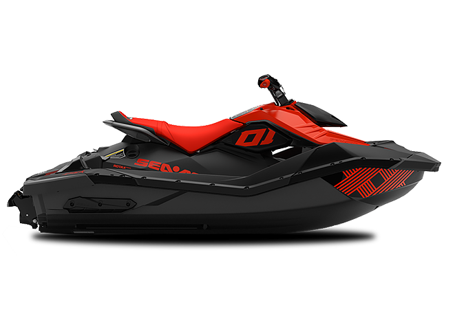 Гидроцикл SPARK 2UP 900 HO IBR TRIXX