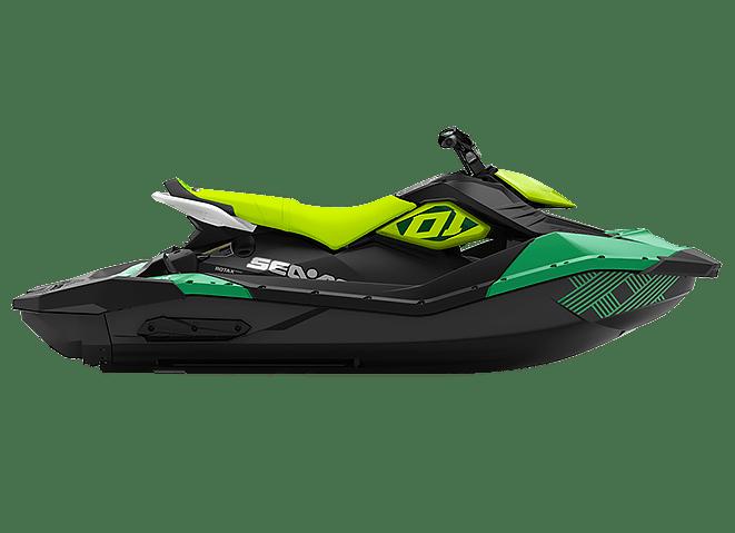 Гидроцикл SPARK 3UP 900 HO IBR TRIXX