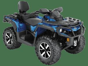 Квадроцикл OUTLANDER MAX 1000R LIMITED