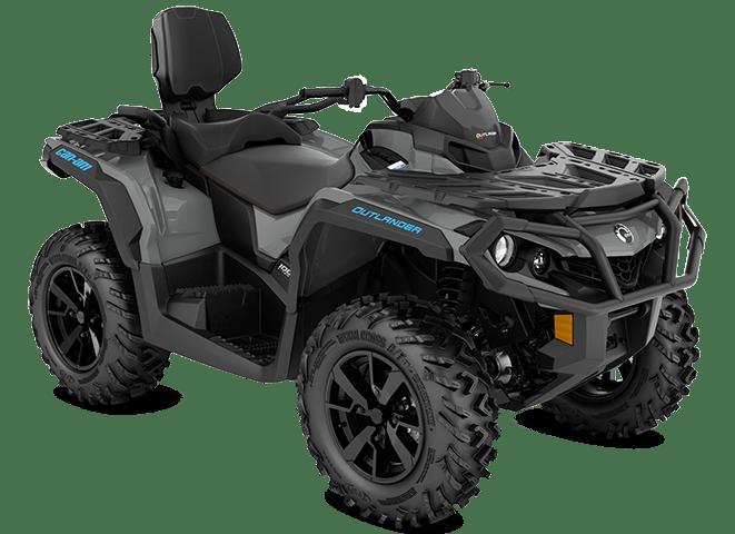 Квадроцикл OUTLANDER MAX DPS 1000R