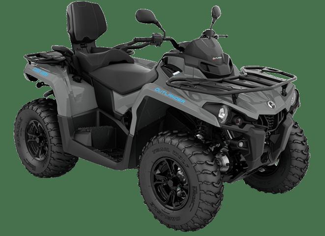 Квадроцикл OUTLANDER MAX DPS 570 T (ABS)