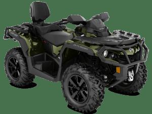 Квадроцикл OUTLANDER MAX XT 650