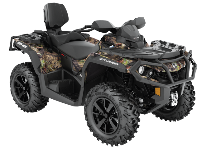 Квадроцикл OUTLANDER MAX XT 650 (камуфляж)