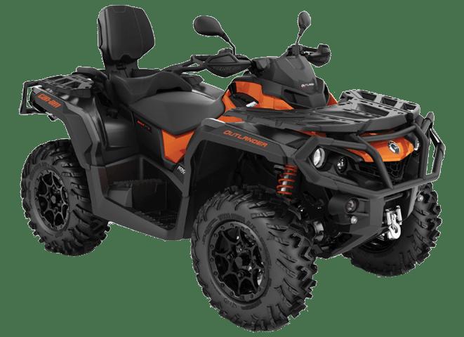 Квадроцикл OUTLANDER MAX XT-P 1000 T