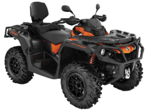 Квадроцикл OUTLANDER MAX XT-P 650 T