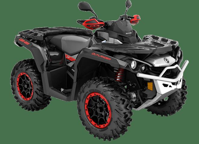 Квадроцикл OUTLANDER X XC 1000T