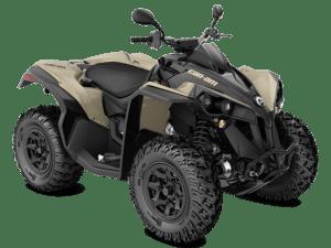 Квадроцикл RENEGADE DPS 650T