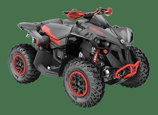 Квадроцикл RENEGADE X XC 1000R