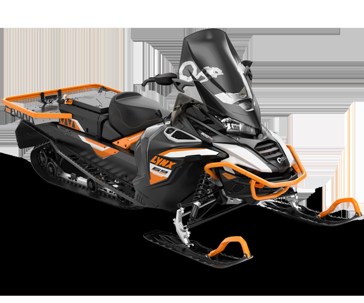 Снегоход 69 Ranger Alpine 900 ACE Turbo (2022)