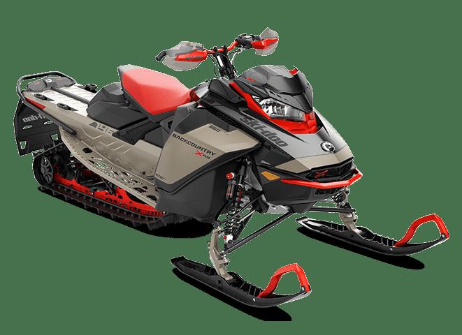 Снегоход BACKCOUNTRY X-RS 154 850 E-TEC (2022)