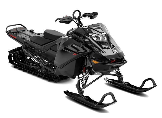 Снегоход SUMMIT X 154'' 850 E-TEC WITH EXPERT PACKAGE BLACK (2022)