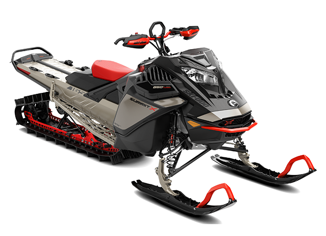 Снегоход SUMMIT X 165'' 850 E-TEC WITH EXPERT PACKAGE (2022)