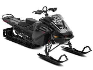 Снегоход SUMMIT X 165'' 850 E-TEC WITH EXPERT PACKAGE BLACK (2022)