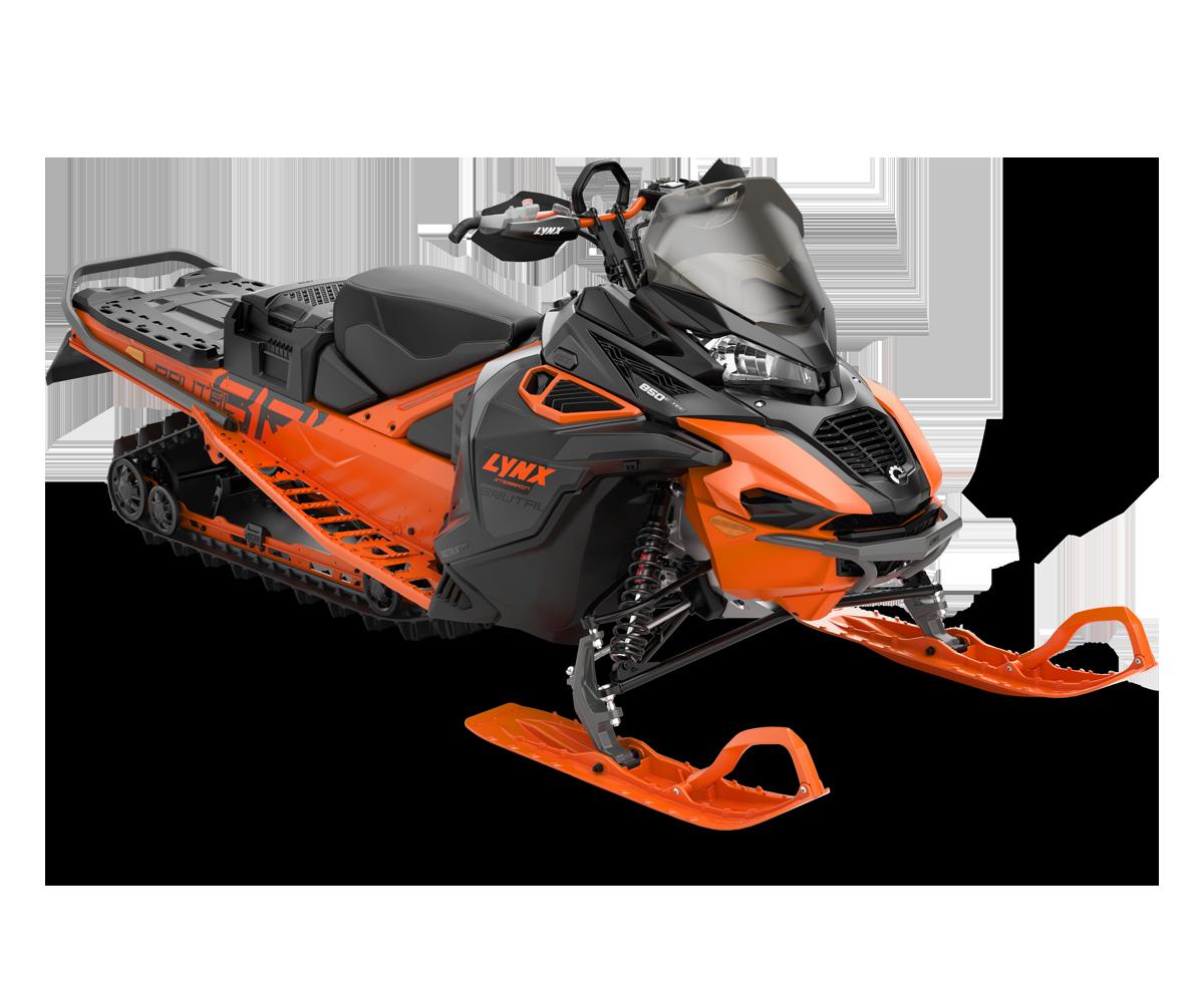 Снегоход XTerrain Brutal 850 E-TEC VIP (2022)
