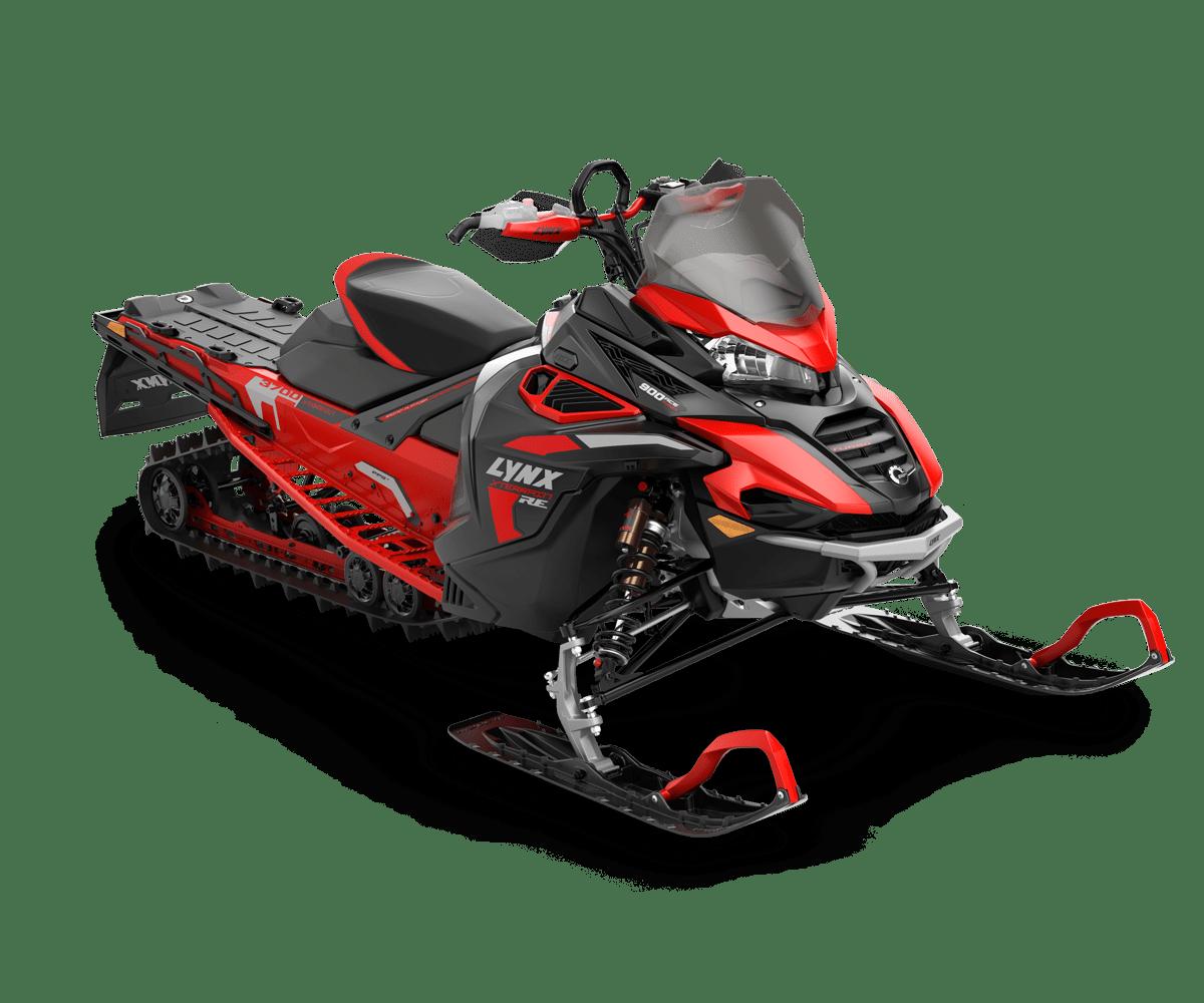 Снегоход XTerrain RE 900 ACE Turbo R VIP (2022)